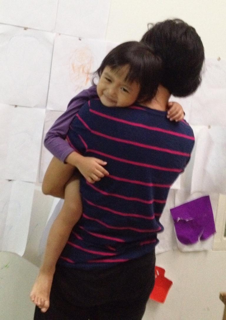 Kangen banget sama jimatnya Ibu.*love*