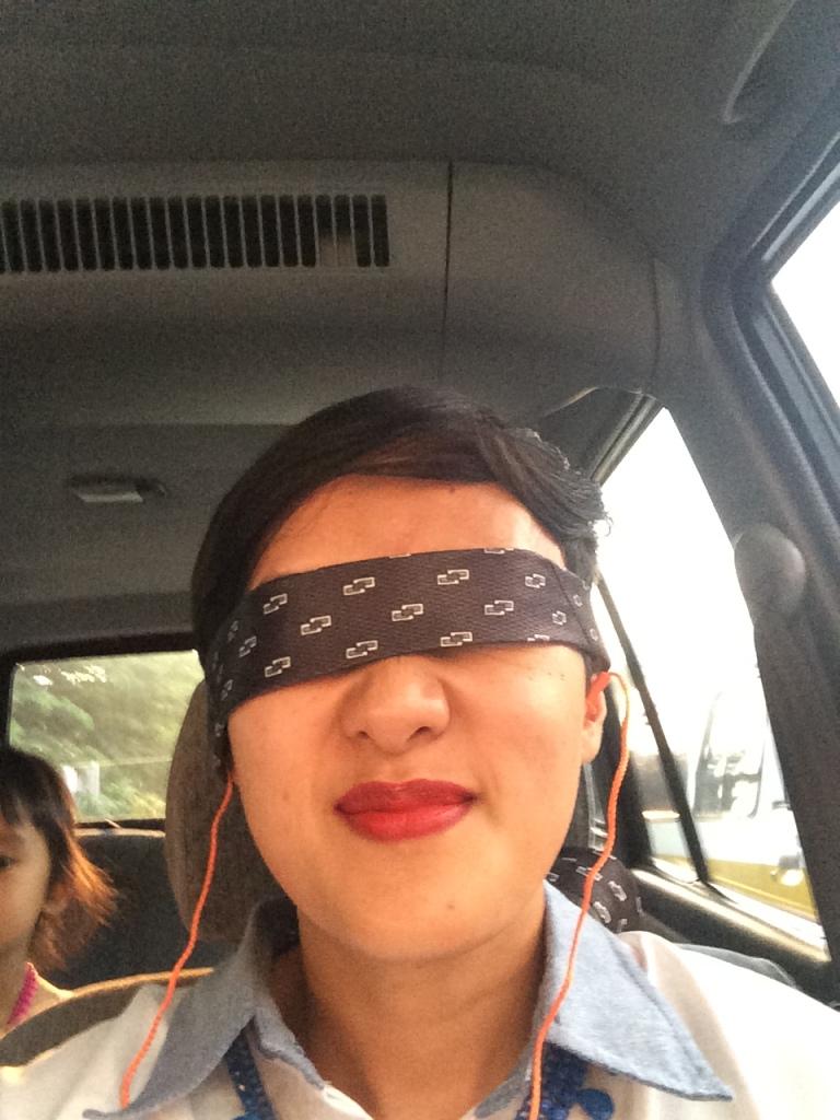 Harus selfie, demi dokumentasi :D